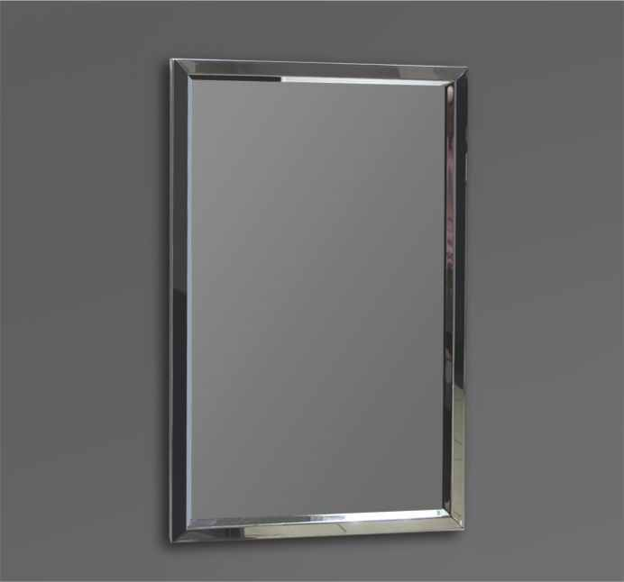 Universal SS Mirror Silver